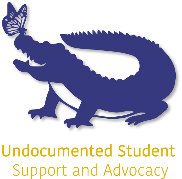 Undocumented Student Support and Advocacy Logo